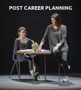 Gymcrew post career planning